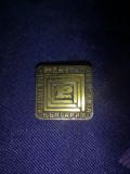 Insigna Rudmetal Bulgaria