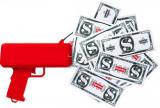 Jucarie de aruncat bani