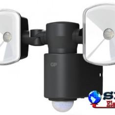 Proiector LED Safeguard 4.1 cu baterie si sensor miscare 2x LED GP