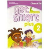 Get Smart Plus 2 British Version Class CDs - H. Q. Mitchell, Marileni Malkogianni