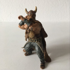 Figurina luptator Viking Schleich - New Heroes of the Wild, 10 cm