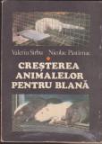 Cresterea animalelor pentru blana-V.Sarbu,N.Pastarnac