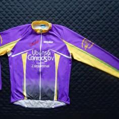Bluza ciclism Bio Racer. Marime 6 (XL), vezi dimensiuni; impecabila, ca noua