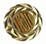 AMS# - MEDALIA PIONIERI SANIUTA DE ARGINT FINALA PE TARA XV 1969-1983, aluminiu