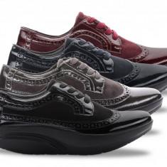 Pantofi dama Walkmaxx Oxford Pure