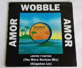 LP RAGGAE JAH WOBBLE'S
