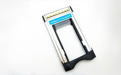 Adaptor Express Card 34mm la PCMCIA foto