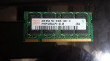SODIMM DDR2 2GB 2Rx8 PC2-6400S 800MHz, Hynix samsung etc (sau kit4gb)