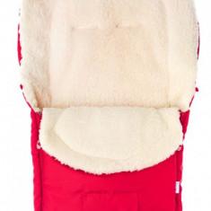 Sac de iarna Sensillo lana Red