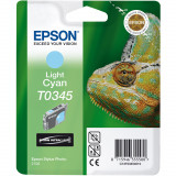 Epson C13T03454010 (T0345) cartus cerneala cyan deschis 17ml