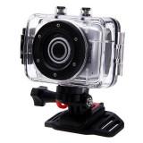 Cumpara ieftin Camera video sport, subacvatica, HD + kit accesorii