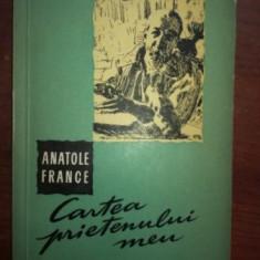 Cartea prietenului meu- Anatole France