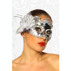 Masca Ochi Carnaval Silver
