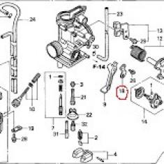 Clema fixare clapeta soc Honda Cod Produs: MX_NEW 16119429771HO
