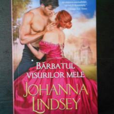 JOHANNA LINDSEY - BARBATUL VISURILOR MELE