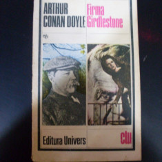 Firma Girdlestone - Arthur Conan Doyle ,549367