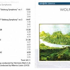 Wolfgang Amadeus Mozart Famous Symphonies