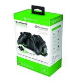Stand Incarcare Dubla Cu Doua Baterii Reincarcabile Xbox One