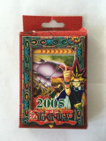 Set cartonase Yu Gi Oh! 2005 Dark Magic Master, 41 cartonase / carti de joc,