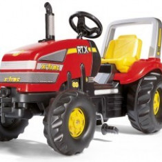 Tractoroas copii Cu Pedale 3-10 Ani ROLLY TOYS Rosu