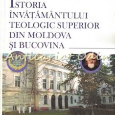 Istoria Invatamantului Teologic Superior Din Moldova Si Bucovina