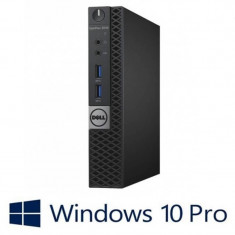 PC refurbished Dell OptiPlex 3040 USFF,Core i5-6500T, Win 10 Pro