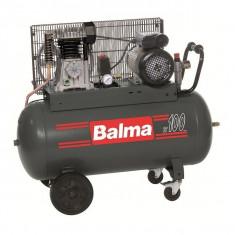 Compresor de aer 100 litri , BALMA , NS12S-100 CM3, Compresoare cu piston