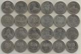 POLONIA  LOT  12 MONEDE  COMEMORATIVE - POLISH KINGS  ,  XF++ a UNC