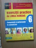 E0e Exercitii practice de limba si literatura romana - Clasa 6 - Mina-Maria Rusu