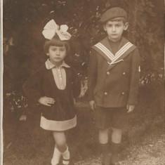 Fotografie veche copii