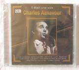 """""""Il etait une voix. CHARLES AZNAVOUR"""" - Pachet 2 CD-uri. Nou"""