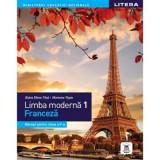 Limba moderna 1. Limba franceza. Manual. Clasa a V-a