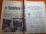 scanteia 18 decembrie 1986-art. tara oasului,ceausescu la intrep. autobuzul