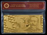 A1769 1000000 lei 2003 UNC Fantezie Aurita Aur Gold 24K