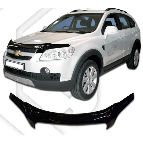 Deflector capota Chevrolet Captiva 2006-2011