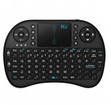 MINI TASTATURA RII WIRELESS TOUCHPAD PENTRU XBOX, PS, PC, NOTEBOOK, SMART TV