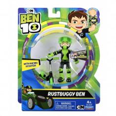 Figurina Ben 10 Rustbuggy Ben, 12 cm, 3 ani+