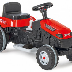Tractor electric Pilsan Active 6V Rosu