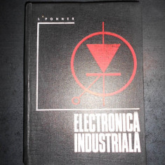 I. PONNER - ELECTRONICA INDUSTRIALA