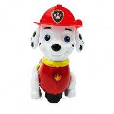 Catel Pompier cu baterii