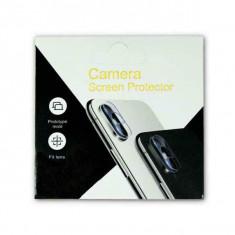 Folie protectie sticla pentru camera Iphone X/ XS