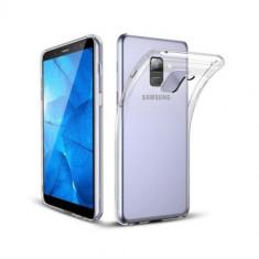 Husa Samsung Galaxy A6 A600 2018 Silicon Transparenta