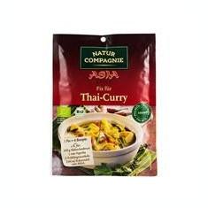 Sos Bio Thailandez cu Curry Natur Compagnie 35gr Cod: NC4507