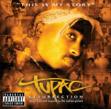 2Pac Resurrection (cd)