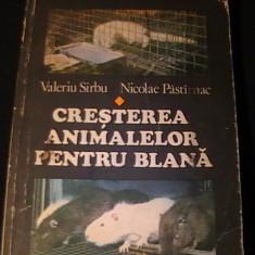 CRESTEREA ANIMALELOR PENTRU BLANA-NIC. PASTIRNAC303 PG A 4-