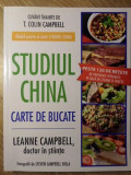 STUDIUL CHINA. CARTE DE BUCATE - LEANNE CAMBELL
