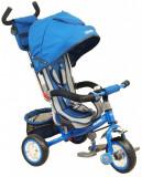 Tricicleta multifunctionala Sunny Steps Blue, Baby Mix