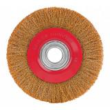 Perie circulara de sarma Raider, 200 mm, otel