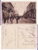 Ramnicu Sarat  - cenzura  militara, razboi, WK1, WWI, Circulata, Printata
