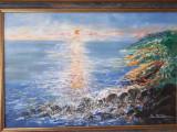 Tablou marina Ioan Matasareanu, Marine, Ulei, Realism, General